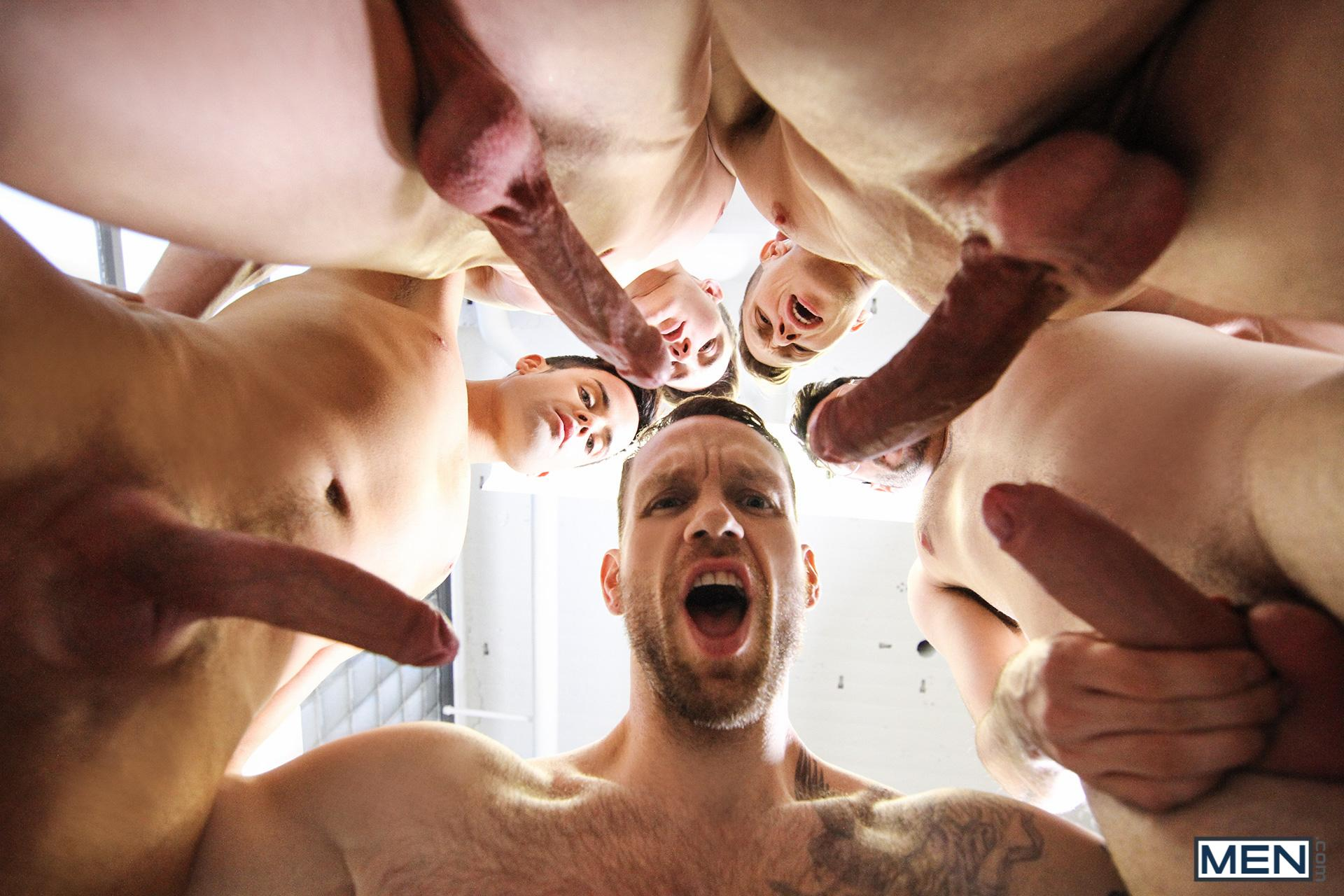 Guys showing their cocks